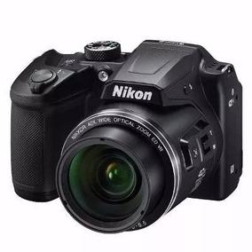 Câmera Nikon Coolpix B500 16mp/40x/wifi Preto Promoção