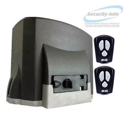 Motor Portão Automático Deslizante Seg 1/4 Hp Fit