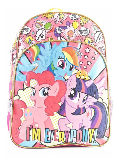Combo Mochila 16 Ycartuchera Soy Luna Paw Patrol Pony Frozen