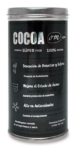 Cocoa Orgánica Om8 200 Gr