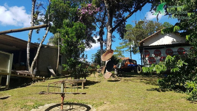 Chácara Com 2 Dormitórios À Venda, 108 M² Por R$ 280.000 - Centro - Embu-guaçu/sp - Ch0020