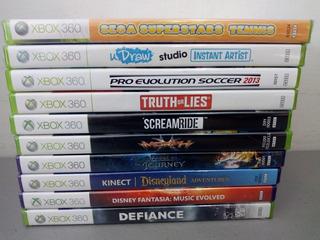 Juegos De Xbox 360 Nuevos Sellados