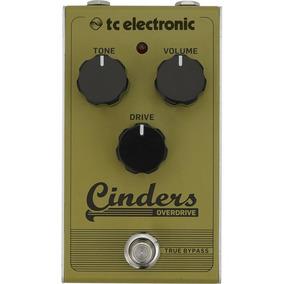 Pedal Para Guitarra Tc Electronic - Cinders Overdrive