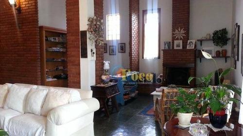 Chácara Com 3 Dormitórios À Venda, 1500 M² Por R$ 980.000,00 - Condomínio Ville De Chamonix - Itatiba/sp - Ch0090