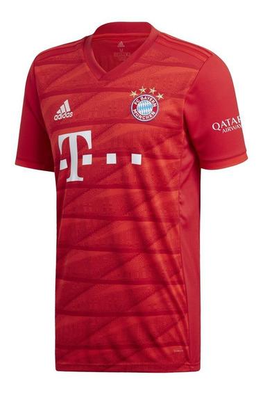 Camiseta adidas Bayern Munchen De Local 2019-2020 Niño