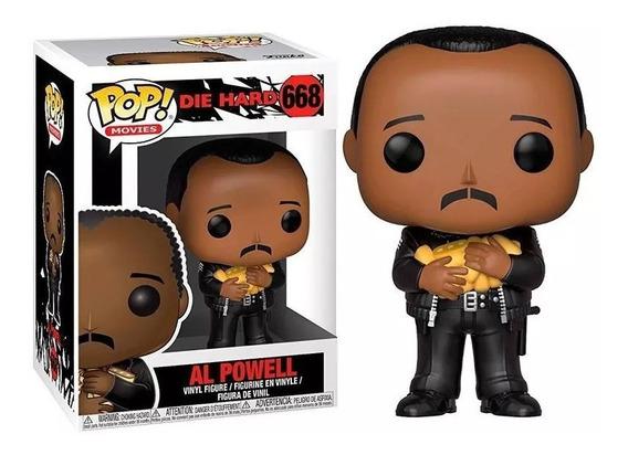 Movies Die Hard Tony Vreski Hans Gruber Funko POP John McClane Al Powell