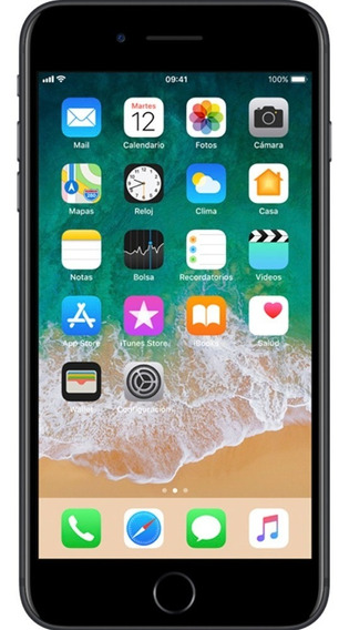 iPhone 7 32gb 4g Negro