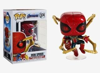 Funko Pop! Marvel Avengers End Game - Iron Spider - Funko Po