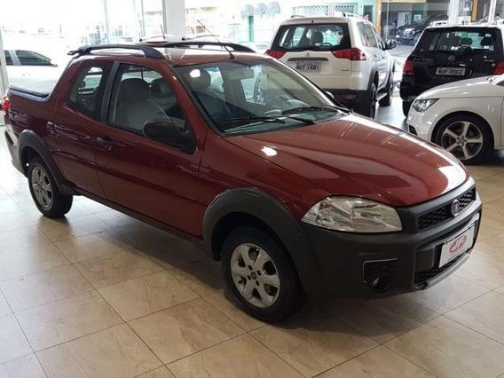 Fiat Strada Working Cabine Dupla 1.4 8v Flex, Oxm6g50