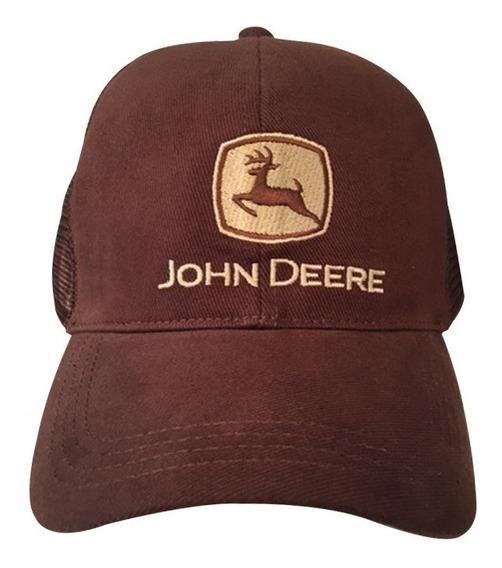 Gorro John Deere Marrón Br