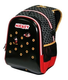 Morral Grande Zoops Click Mickey 25.50x38.50x19.00 Cm