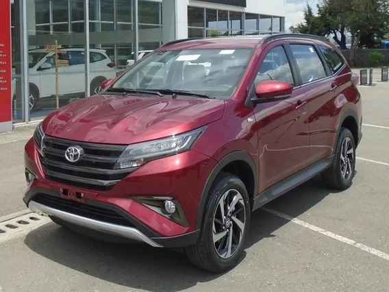 Toyota Rush 1.5 At. 2020. Rojo Oscuro