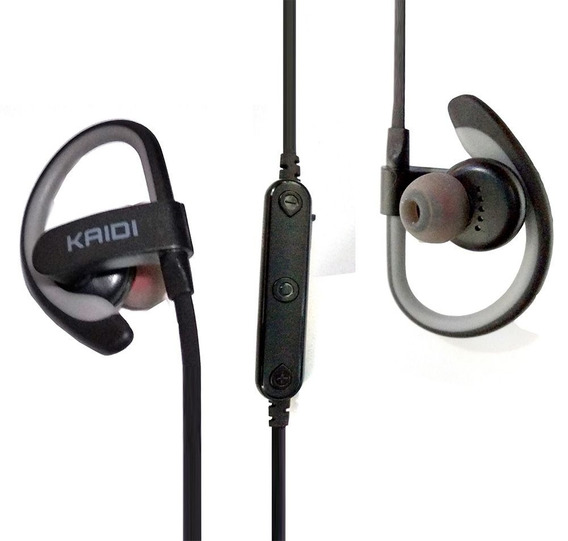 Fone Sem Fio Bluetooth Para Esportes Corrida Kaidi Original