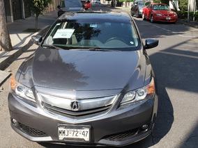 Acura Ilx Tech Gris $186,000.00