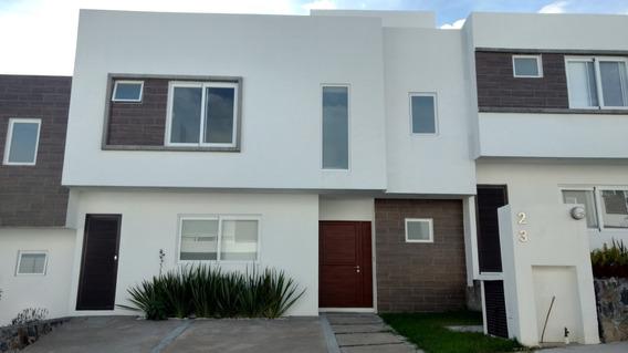 Casa En Renta En Zibatá Mtto. Incluido
