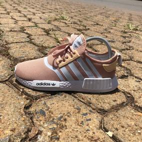 Tênis adidas Nmd Runner R1 Rosa (promoção) - Feminino