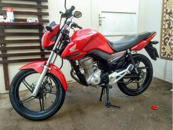 Honda Cg Titam Fam Flex