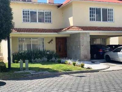 Casa En Condominio En Venta En La Providencia, Metepec, México