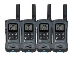 2 Kit Radios Motorola 32km* 20 Mi Puerto Micro Usb T200-2