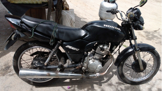 Honda Fan 125 07