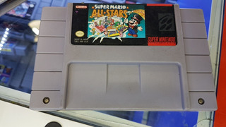 Super Mario All Stars Original Americano Para Supernintendo