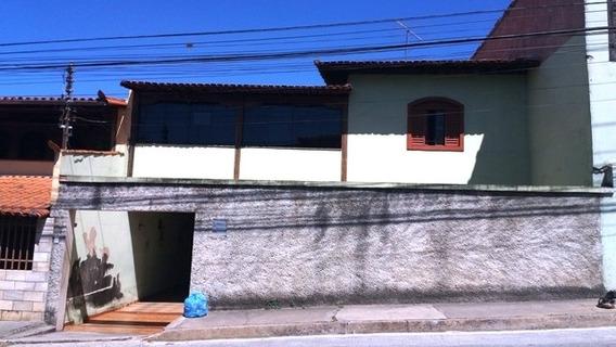 Casa Com 4 Quartos Para Comprar No Conjunto Água Branca Em Contagem/mg - 42614