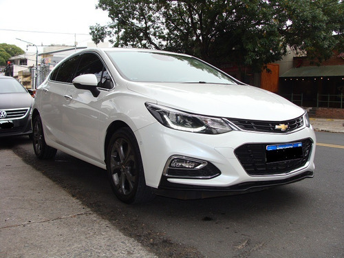 Chevrolet Cruze 1.4 Turbo Ltz Plus 5 Puertas 2018 Serv/of