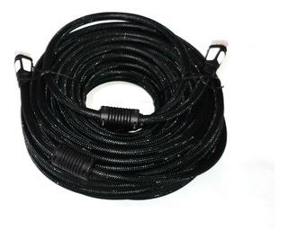 Cable Hdmi 5 Metros 1080p 4k Doble Filtro Mallado 2.0