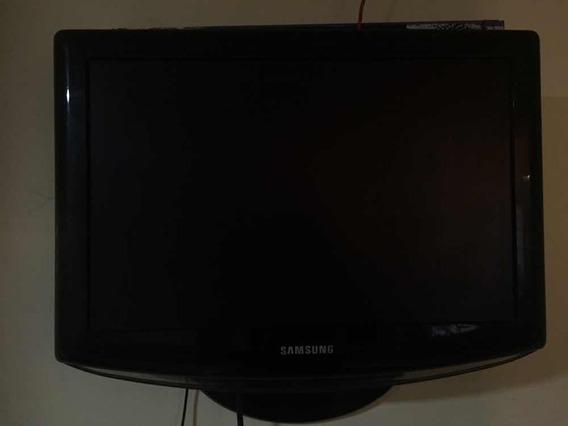 Tv Monitor Samsung 19 Pulgadas Lcd