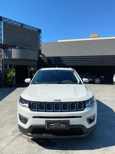 Jeep Compass Longitude Pacote Tech 2017