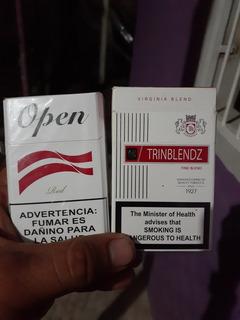 Cigarros Trimblet,open,genial Interesados 33191339
