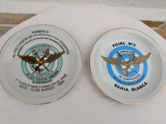 Platos Fuerza Aerea Argentina