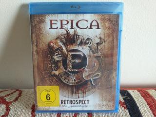 Epica: Retrospect ( Doble Blu Ray )( Nightwish ) ( Delain )