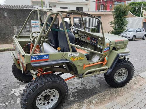 Imagem 1 de 8 de Willys Jeep