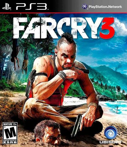 Imagen 1 de 9 de Far Cry 3 Juego Digital Ps3