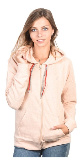 Buzo Campera Element Lette Zip Hood Coral Mujer J627qelz