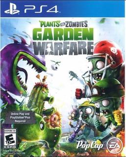 Plantas Vs Zombies Ps4, Envío Gratis