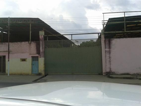 Venta De Terreno Con Galpón Industrial, Tocuyito