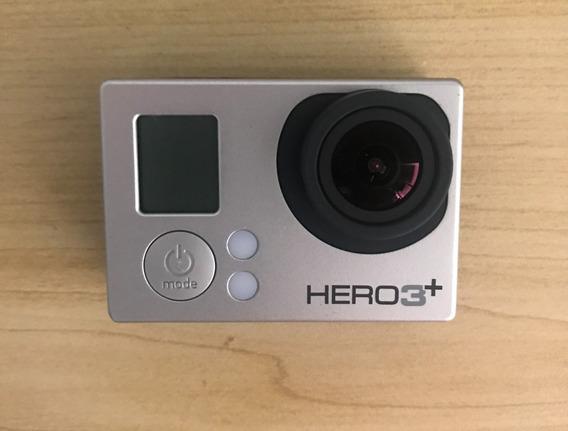 Go Pro Hero3+ Silver