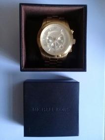 Relógio Feminino Michael Kors Mk8077 Original Manual Caixa.