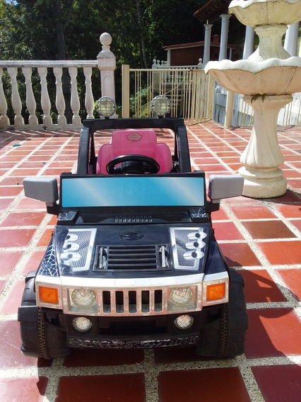 Jeep Electrico Para Niños