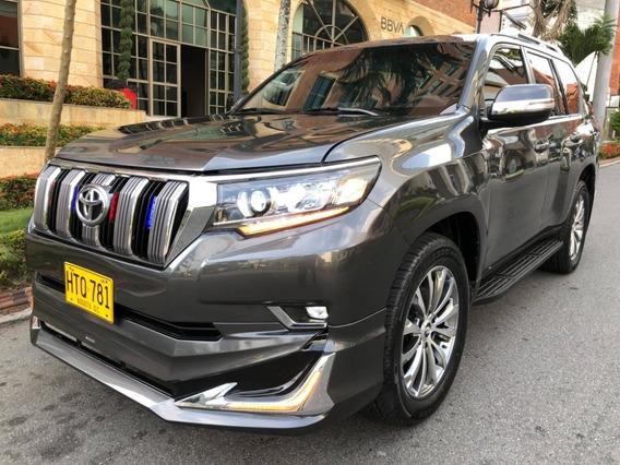 Toyota Prado Tx Blindaje 2 Con Cara 2020 Mod 2014 Diesel F.e