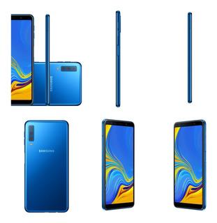 Smartphone Samsung Galaxy A7 Usado Em Excelente Estado