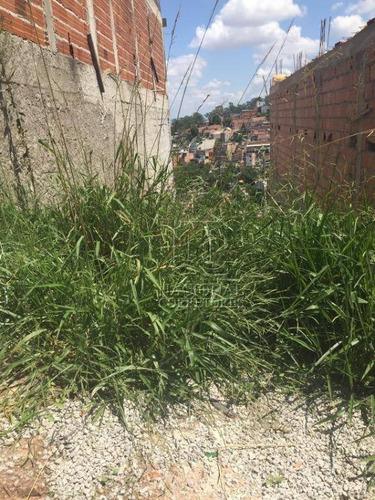 Terreno À Venda, 83 M² Por R$ 98.000,00 - Condomínio Maracanã - Santo André/sp - Te0812