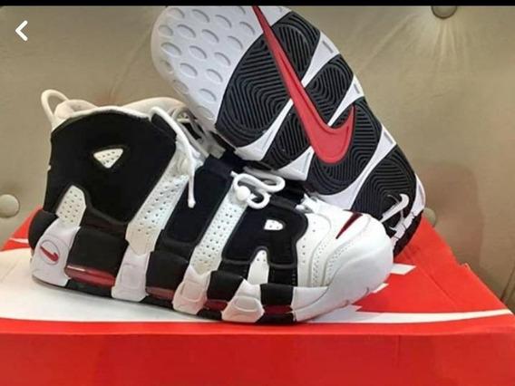 Nike Air Uptempo Nuevas (6 Unidades)