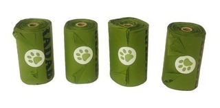 240 Bolsas Biodegradable En Rollos Ecologicas Fecas Perro