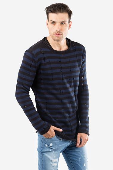 Sweater Desar Rojo Hombre