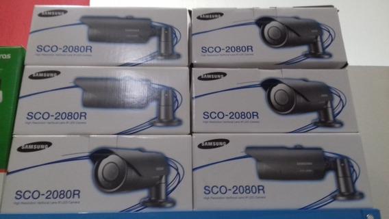 Lote De Cãmeras Samsung Modelo Sco2080r