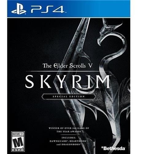 The Elder Scrolls V: Skyrim Special Edition | Ps4 1