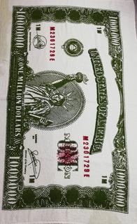 Toalla Extra Grande Us Dollar
